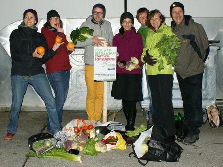 GR-Pflock 3 FoodWaste Team